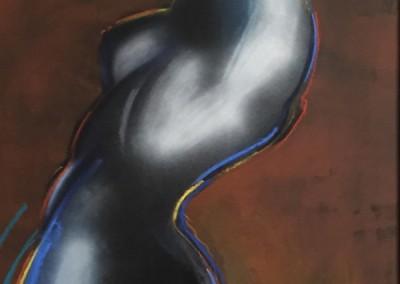 Sideways Nude